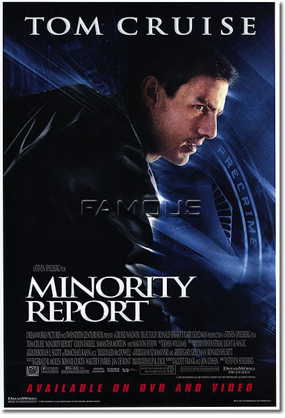 マイノリティ・リポートの画像 p1_26